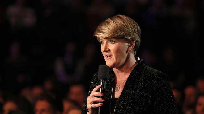 Clare Balding was speaking to LBC News