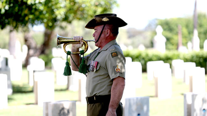 Australia was one of the first countries to commemorate Armistice Day