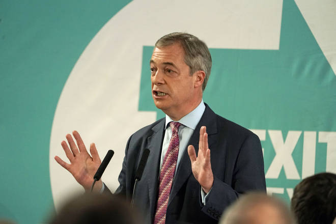 Nigel Farage had previously said he would put a candidate in every constituency