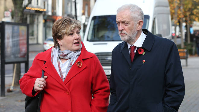 Emily Thornberry said the Labour Party supports the proposals in principal