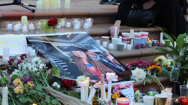 Vigils have been held in Auckland in memory of Grace Millane