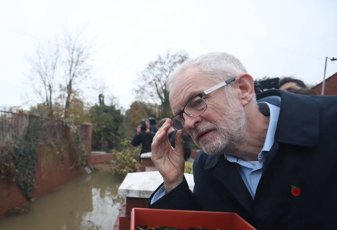 Jeremy Corbyn wrote to the Prime Minister demanding he told an emergency meeting