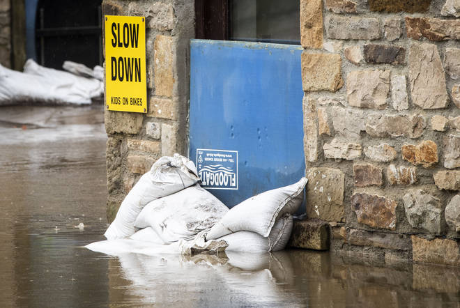 The Lib Dems say £5bn of funding would be available for flood defences