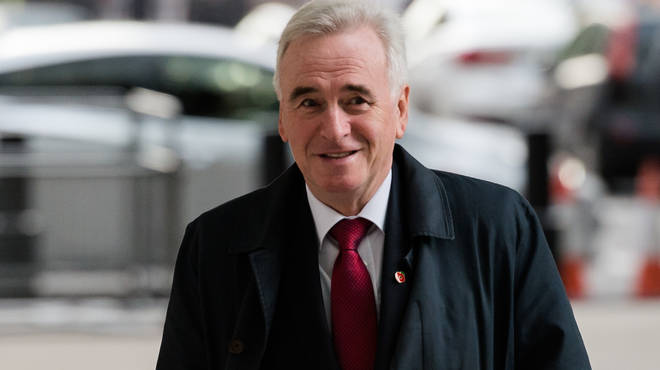 Shadow Chancellor John McDonnell has said he supports the strike
