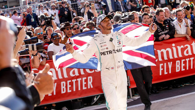 World champion Lewis Hamilton has long promoted evnironmental causes