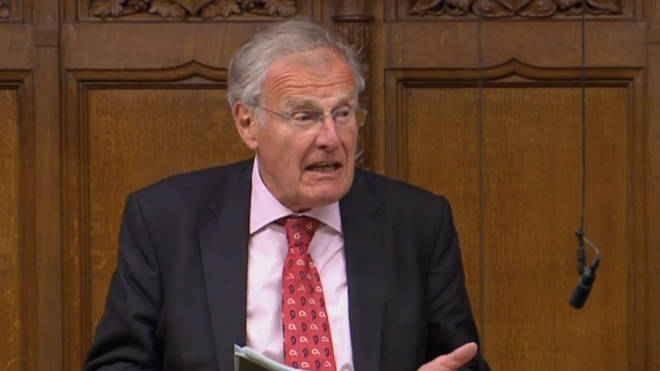 Sir Christopher Chope in the House of Commons.