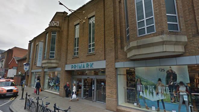 File photo: Primark in Kingston-upon-Thames