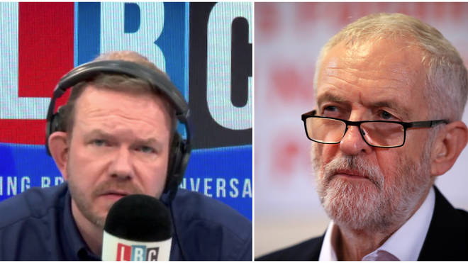 Former GCHQ chief explains 'cyber attack' on Labour to James O'Brien