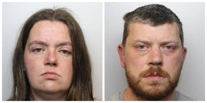 Sarah Barrass and Brandon Machin have been jailed for at least 35 years each