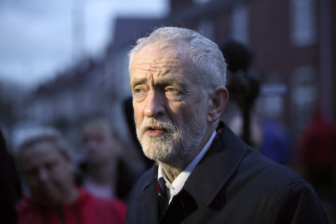 "Jeremy Corbyn called Boris Johnson&squot;s flood response ""woeful"""