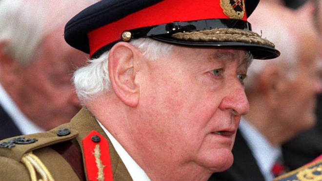 Lord Bramall has died aged 95