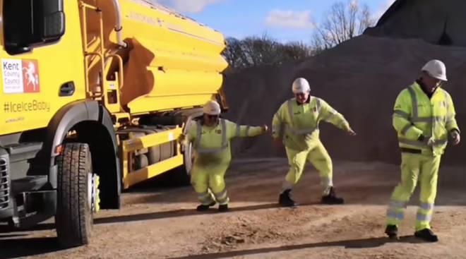 Kent gritters