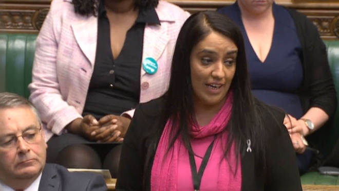 "Shadow equalities minister Naz Shah has spoken out about ""Islamophobia in the Conservative party"""