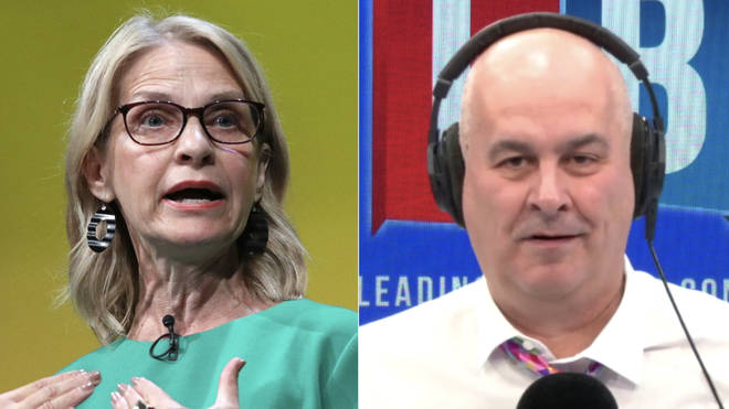 Iain Dale clashed with Lib Dem Wera Hobhouse over the flooding response