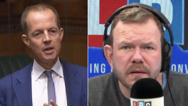 Nick Boles didn't hold back in his criticism of Boris Johnson