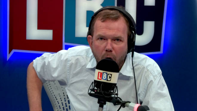 James O'Brien discusses going 'Full goldfish'