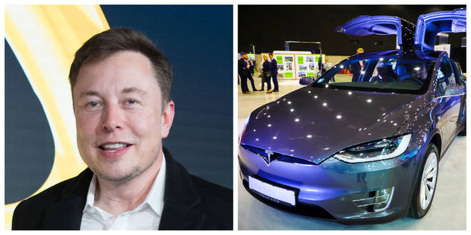Elon Musk has said Brexit is behind the decision to build Tesla's new battery factory in Berlin instead of Britain