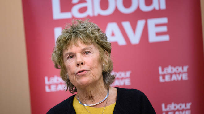 Kate Hoey told LBC's Iain Dale she will vote DUP