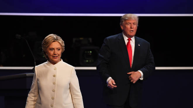 Hillary Clinton was beaten by Donald Trump in the 2016 presidential election