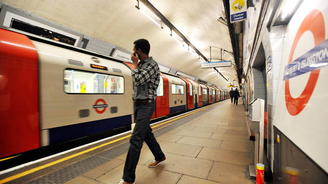 The Victoria line will be closed due to a strike