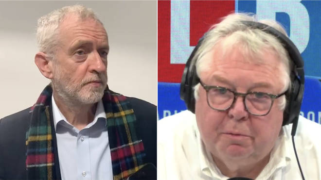 A terror survivor gave Nick Ferrari his take on Jeremy Corbyn's comments