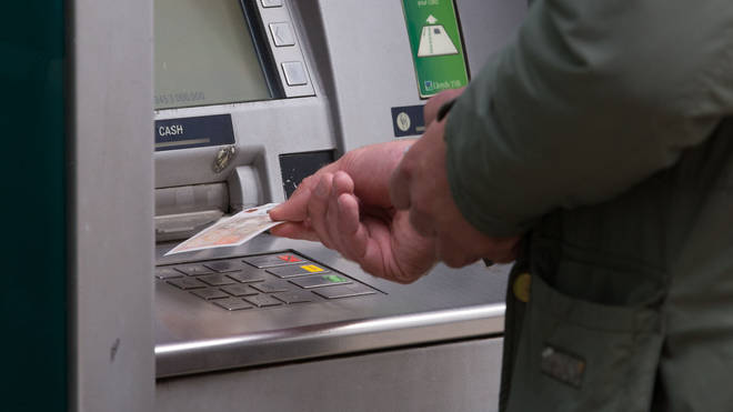 File photo: 259 communities across the UK have poor cashpoint provision or no cashpoints at all