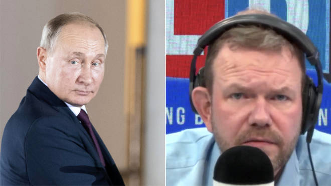James O'Brien heard from Russia experts