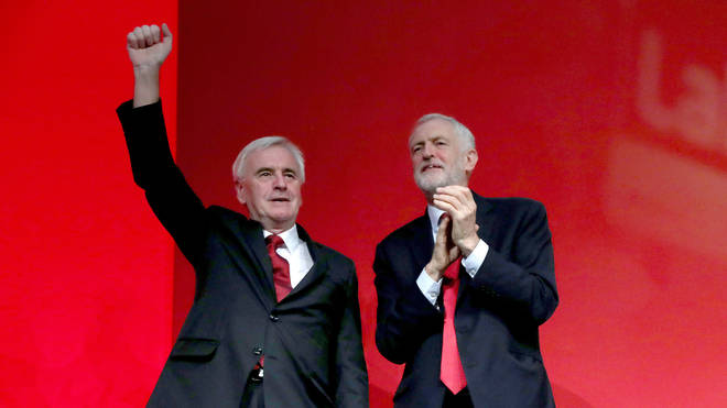 Jeremy Corbyn and John McDonnell will announce the scheme tomorrow
