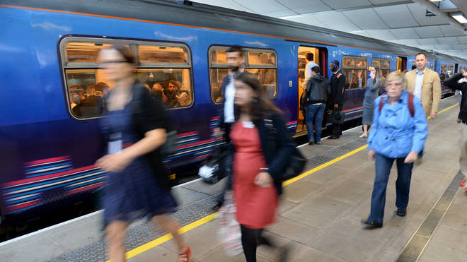 The average commute is now 59 minutes long