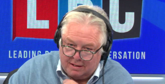 Nick Ferrari clashed with this caller on Brexit