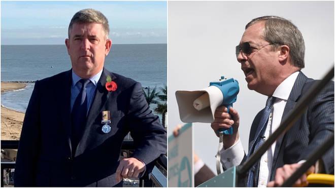 Mr Brexit and Nigel Farage