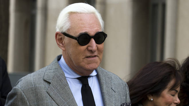 Roger Stone, former adviser to Donald Trump, has been convicted of lying to Congress