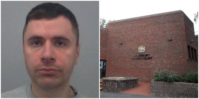Ian Essom has been jailed for eight years at Aylesbury Crown Court