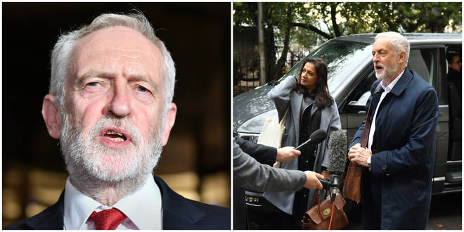 Jeremy Corbyn has confirmed the Labour Party manifesto ahas been finalised
