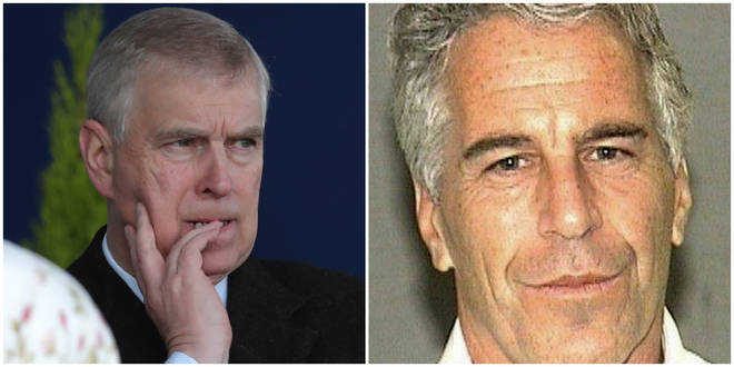 "Prince Andrew has said he ""doesn&squot;t regret"" his friendship with Jeffrey Epstein"