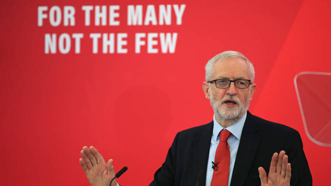 Labour leader Jeremy Corbyn has promised a second referendum on Brexit