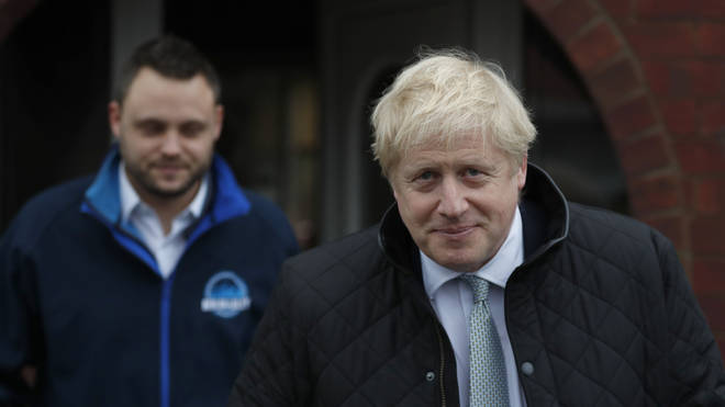 "Boris Johnson wants to ""get Brexit done"""