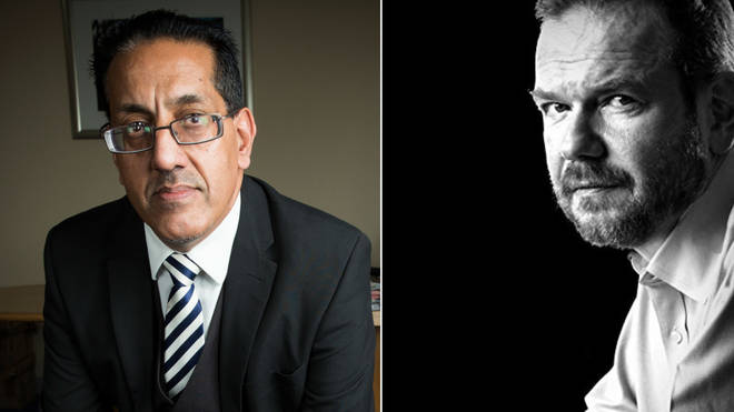 James O'Brien interviewed Nazir Afzal for Full Disclosure