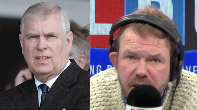 James O'Brien heard about the hole in Prince Andrew's account