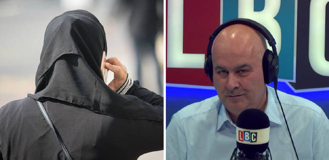 Muslim convert explains to Iain Dale why she ditched Christianity.
