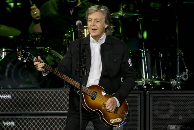 Sir Paul McCartney will headline Glastonbury in 2020