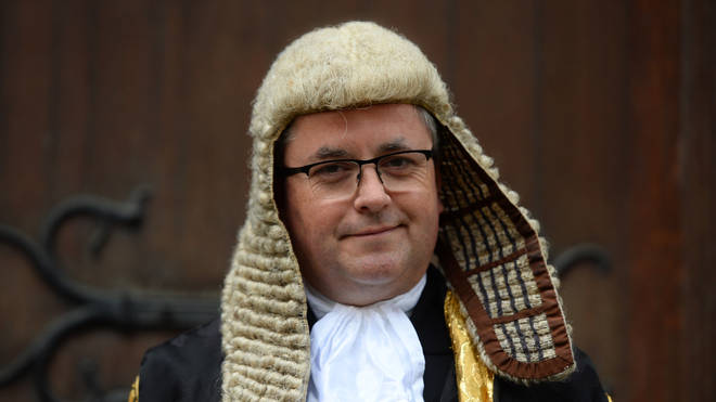 Justice Secretary Robert Buckland laid out the Conservative plans
