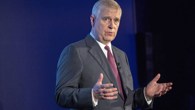 Several big firms have cut ties with Prince Andrew