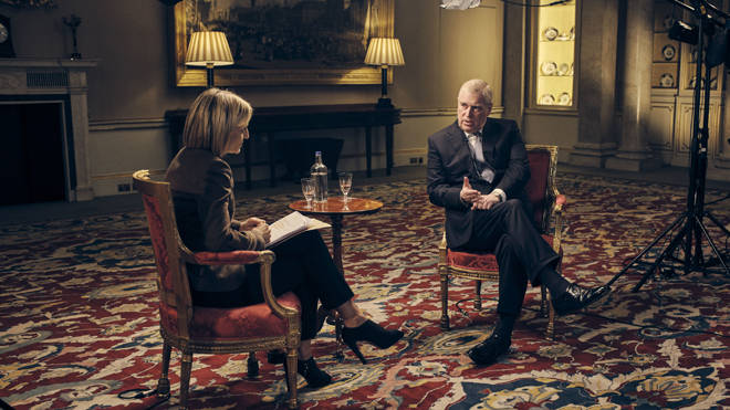 Prince Andrew was heavily criticised following his interview on Newsnight