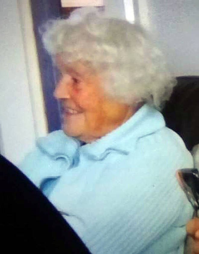 A body was found in the search for Helen Maider, 89