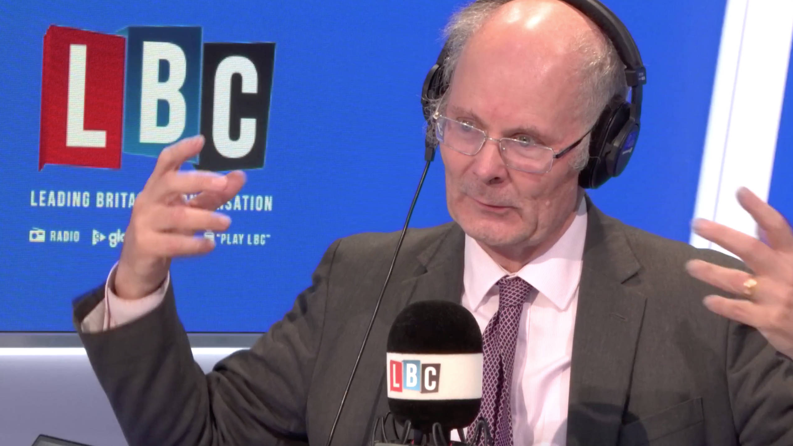 Sir John Curtice's instant reaction to the Johnson v Corbyn election debate