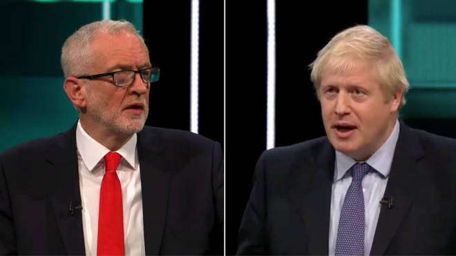 Jeremy Corbyn and Boris Johnson both had difficult times during the debate
