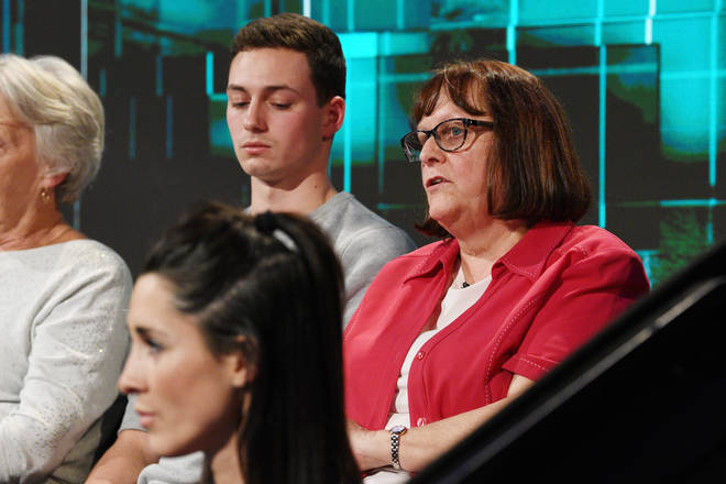 The public posed questions to the leaders during the ITV debate