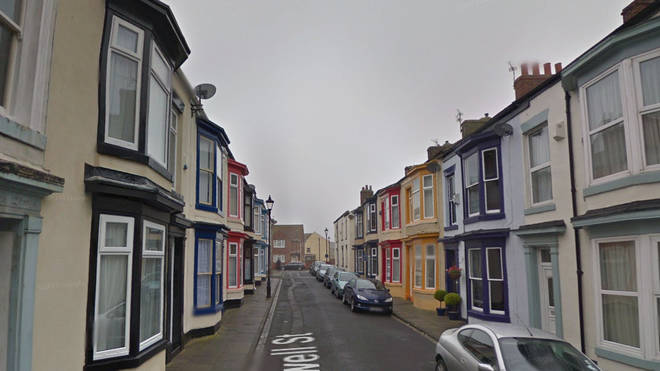 The documents were found in Rowell Street, Hartlepool, in June 2018