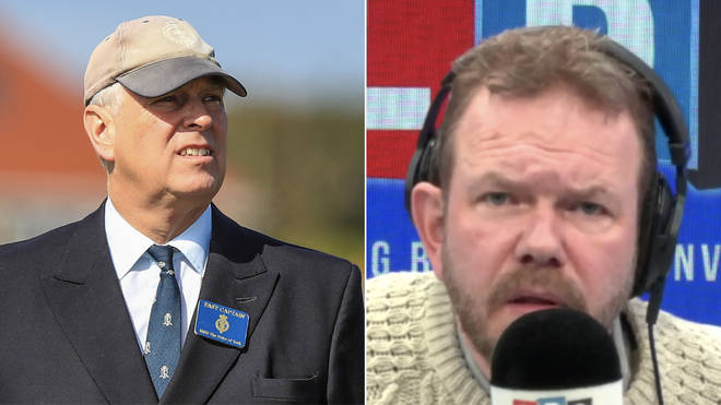James O'Brien heard some remarkable calls on Prince Andrew